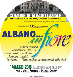 Albano InFiore 2016
