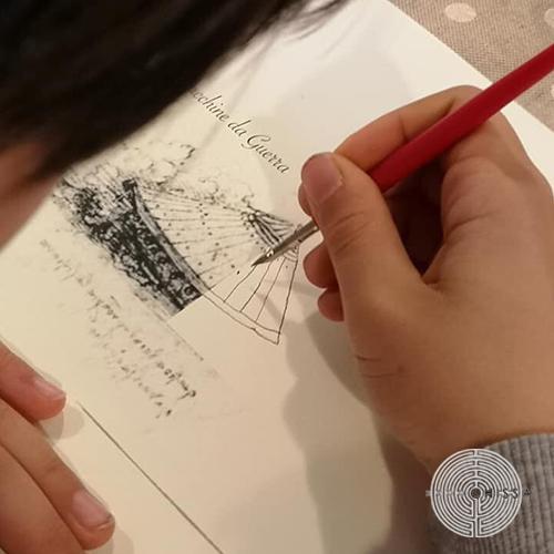 Leonardo da Vinci tra arte e scienza